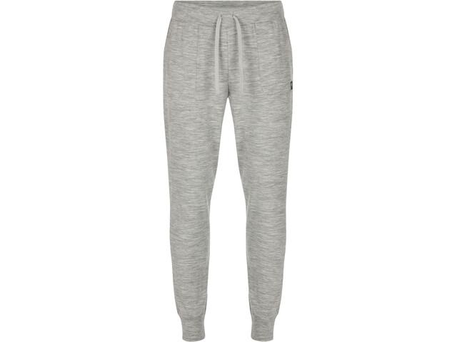 super.natural Essential Pantalones Hombre, ash melange